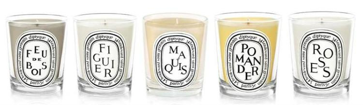 Diptyque-candles
